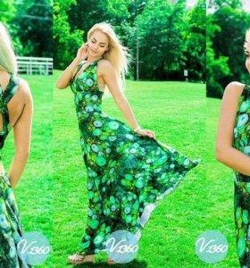 Новые платья размер 42-44.