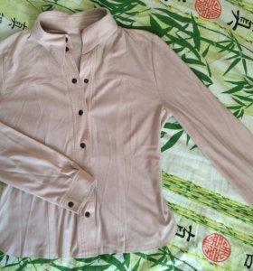 Блузка и рубашка 44-46