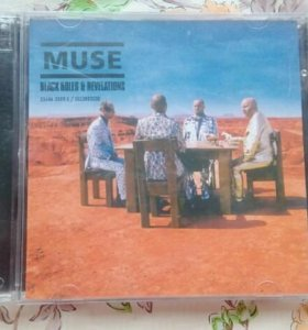 Muse CD диск Рок