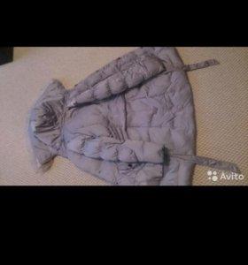 Зимний пуховик/пальто