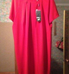 Платье новое р-р 52