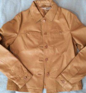 Куртка кожаная 42-44