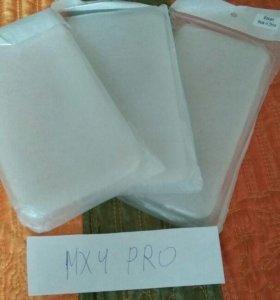 Meizu MX4 Pro чехол - накладка силиконовый