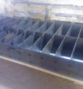 Оборудование для пр-ва пено-газобетоных блоков