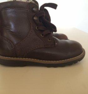 Зимние ботинки JACADI