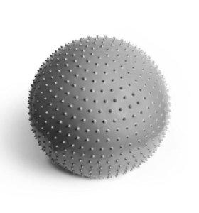 мяч гимнастический массажный(фитбол) 65см,антивзры