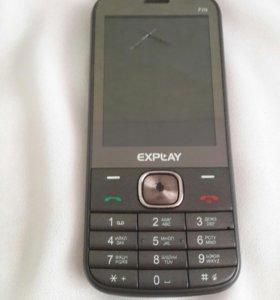 Мобильный телефон explay.