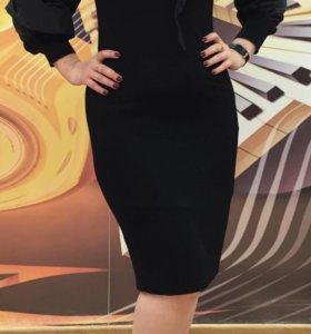 Платье ф. Calorie, размер 40, на S-M р-р, Б/у,