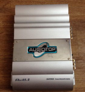 Усилитель автомобильный Audiotop ax 85.2