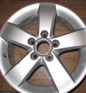 Литые диски Honda Civic