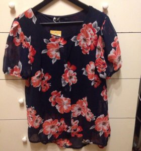 Летняя блузка новая