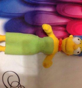 The Simpsons Мардж симпсон