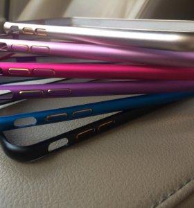 Металлический Бампер на iPhone 6/6s
