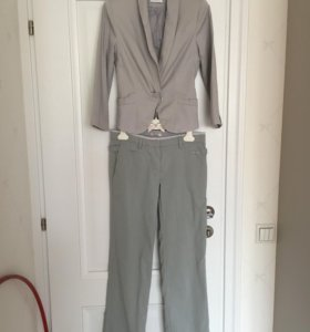 Костюм брюки Chloe оригинал+ пиджак