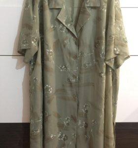Туника-блуза  новая. 60-64-68