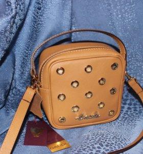 Новая сумочка натуральная кожа