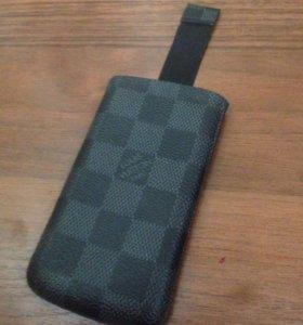 Чехол Айфон 4 Louis Vuitton