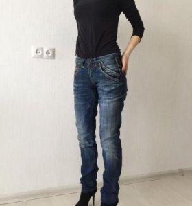 Джинсы Pepe jeans, новые, оригинал, р25