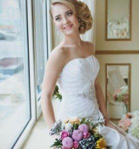 брендовое Свадебное платье в наличии