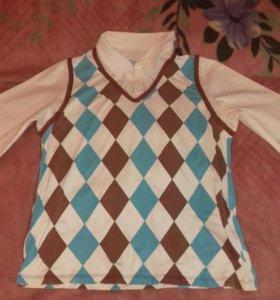 Блуза. 46-48 размер.