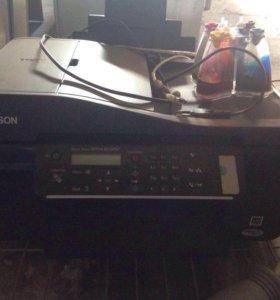 Принтер epson bx305f