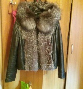 Куртка -жилетка ,