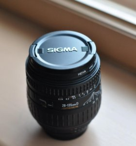Sigma AF 28-135 mm Macro