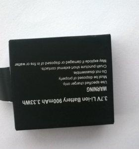 Аккумулятор SJCAM  3.7V Li-ion Battery 900mAh