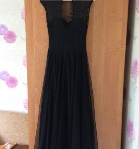 Вечерние платье 42-44р