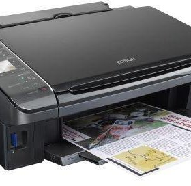 Принтер Epson stylos SX452W