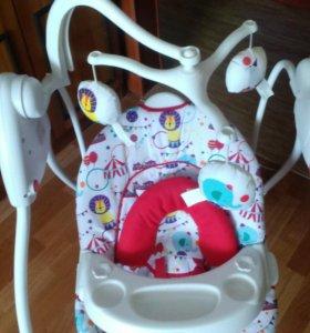 Кресло-качалка электронное Grago