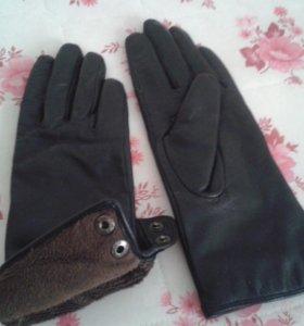Перчатки 6,5 размер