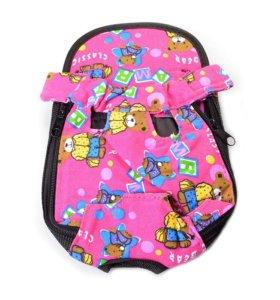 Рюкзак для переноски собачек мелкой породы!