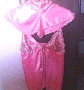 Нижнее белье пижама новое