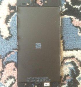 Дисплей на IPhone 5s. Оригинал.