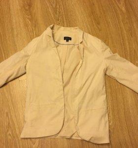 Пиджак новый topshop