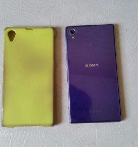 Мобильный телефон Sony Xperia Z1