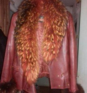 Женская куртку