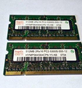 Оперативная память для ноутбука, DDR2