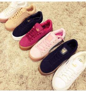 Кроссовки Puma by Rihanna разные цвета