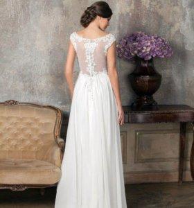 Новое свадебное платье gartelli