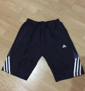 Мужские шорты по колено размер 46