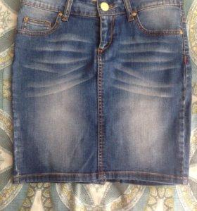 Юбка джинсовая Том Фарр