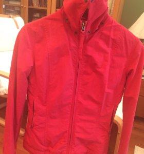Куртка на подкладке, размер 34
