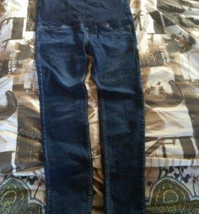 Новые джинсы для беременных 46-48