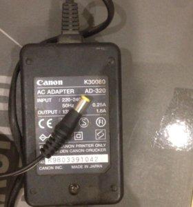 Сетевой адаптер canon K30080 AD-320