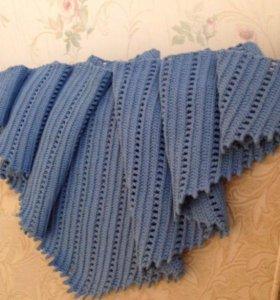 Вязаный платок, бактус
