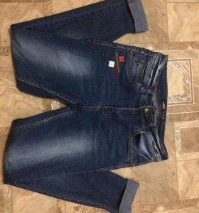 Продам джинсы с высокой талией