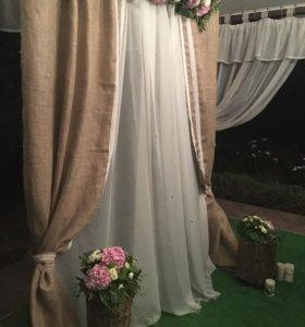 Арка свадебная 230*170 см