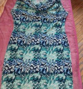 Красивое стильное платье, 50 р-р